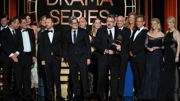 第66届艾美奖获奖名单:《绝命毒师》、《冰血暴》大赢家