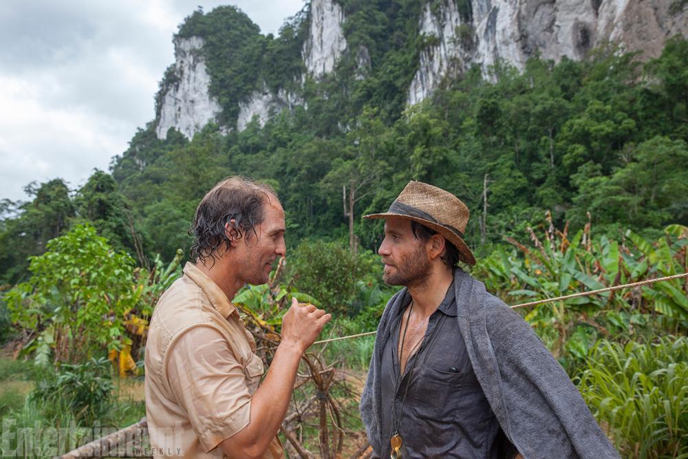 马修·迈康纳希(Matthew McConaughey)主演《金矿》(Gold)首张剧照