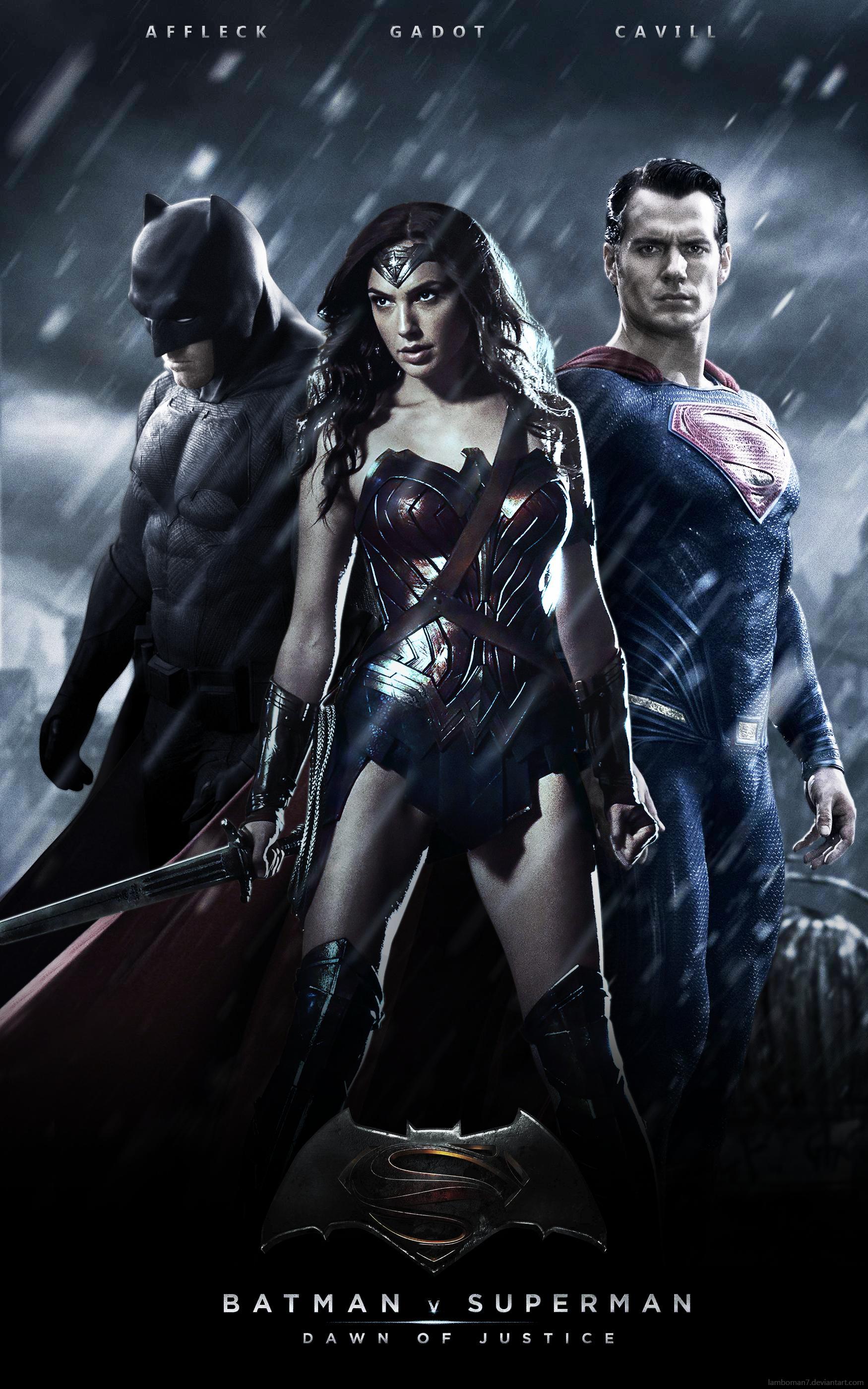 """《蝙蝠侠大战超人》发布全新预告 大BOSS""""毁灭日""""登场 蝙超联手抗敌"""