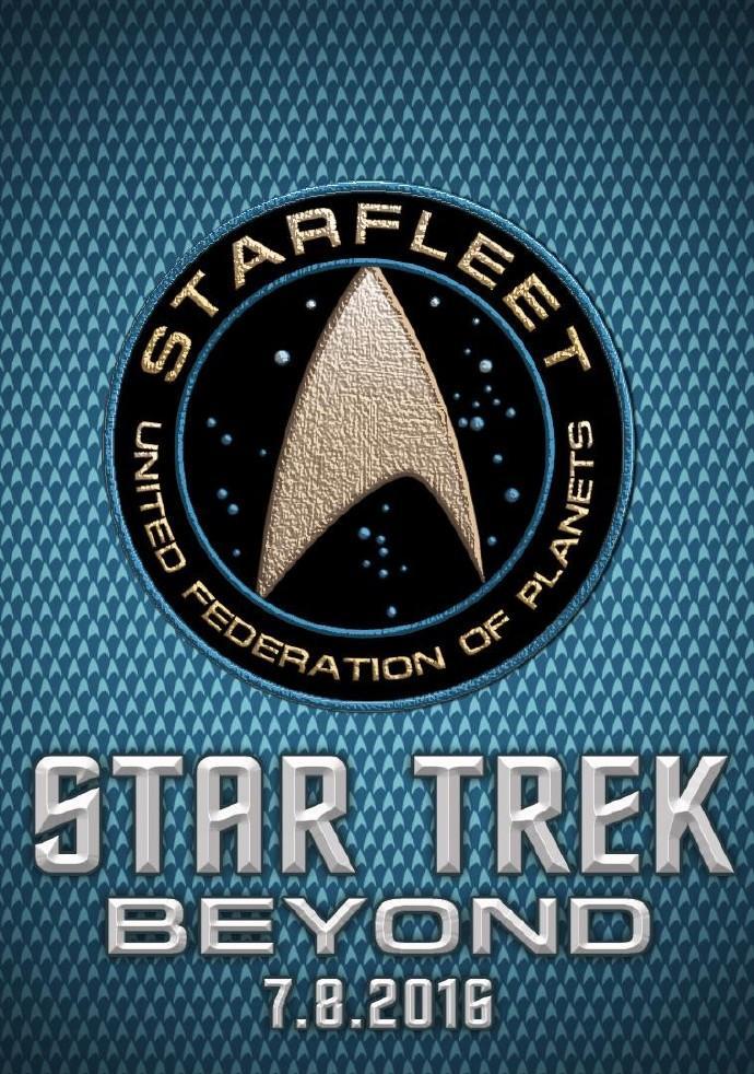 《星际迷航:超越》(Star Trek Beyond)首曝预告 企业号遭重创绝地求生