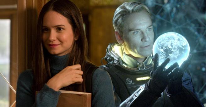 凯瑟琳·沃特森(Katherine Waterston)确认加盟《异形:契约》