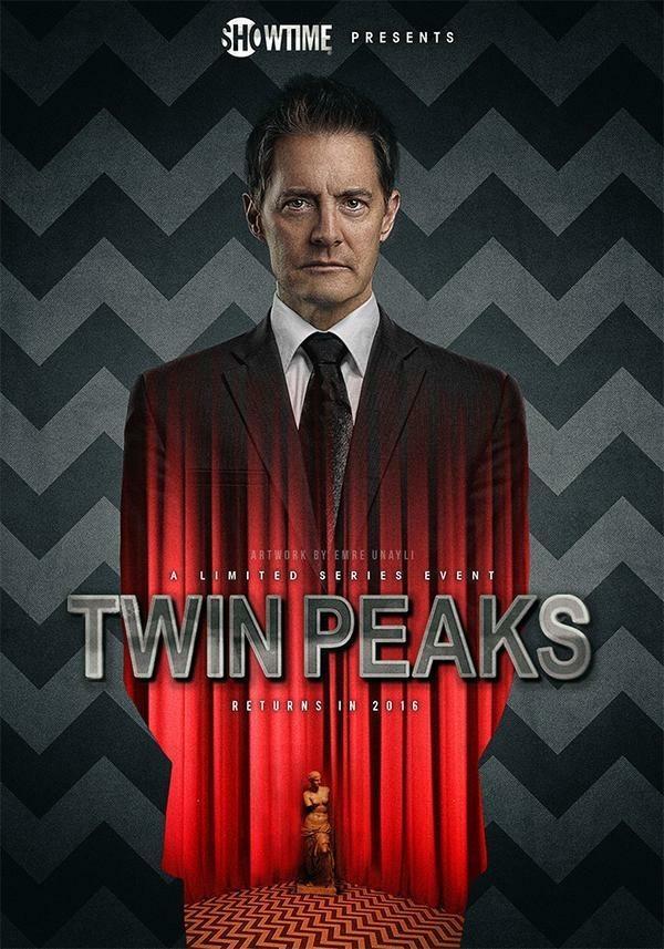 大卫林奇《双峰》(Twin Peaks)首曝预告 双峰镇再现江湖 悬疑惊悚并存