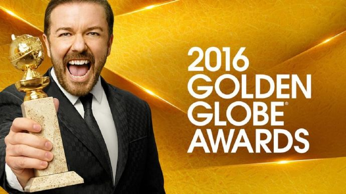 2016 第73届金球奖( Golden Globe Awards)揭晓 莱奥纳多荣膺影帝