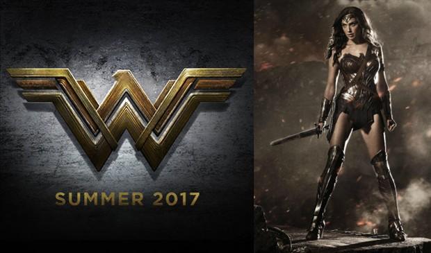 《神奇女侠》Logo,和这位超级英雄腰带上的装饰相似