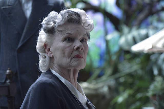 朱迪·丹奇(Judi Dench)饰演埃弗塞特夫人(Miss Avocet),她是另一所特异儿童学校的校长
