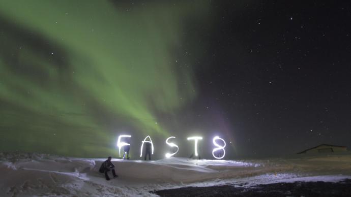 《速度与激情8》(Fast 8)冰岛拍摄幕后照片