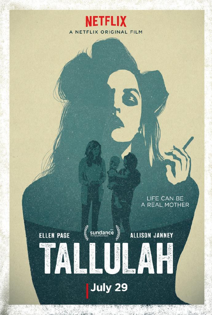 艾伦·佩姬(Ellen Page)新片《塔路亚》(Tallulah)中文预告