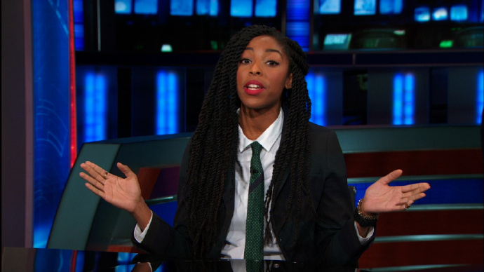 杰西卡·威廉姆斯(Jessica Williams)将不再参加《每日秀》(The Daily Show)