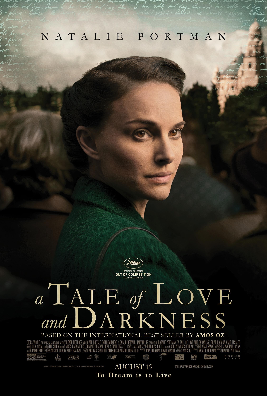 娜塔莉波特曼导演处女作《爱与黑暗的故事》曝新预告 幻想与二战残酷现实交叉