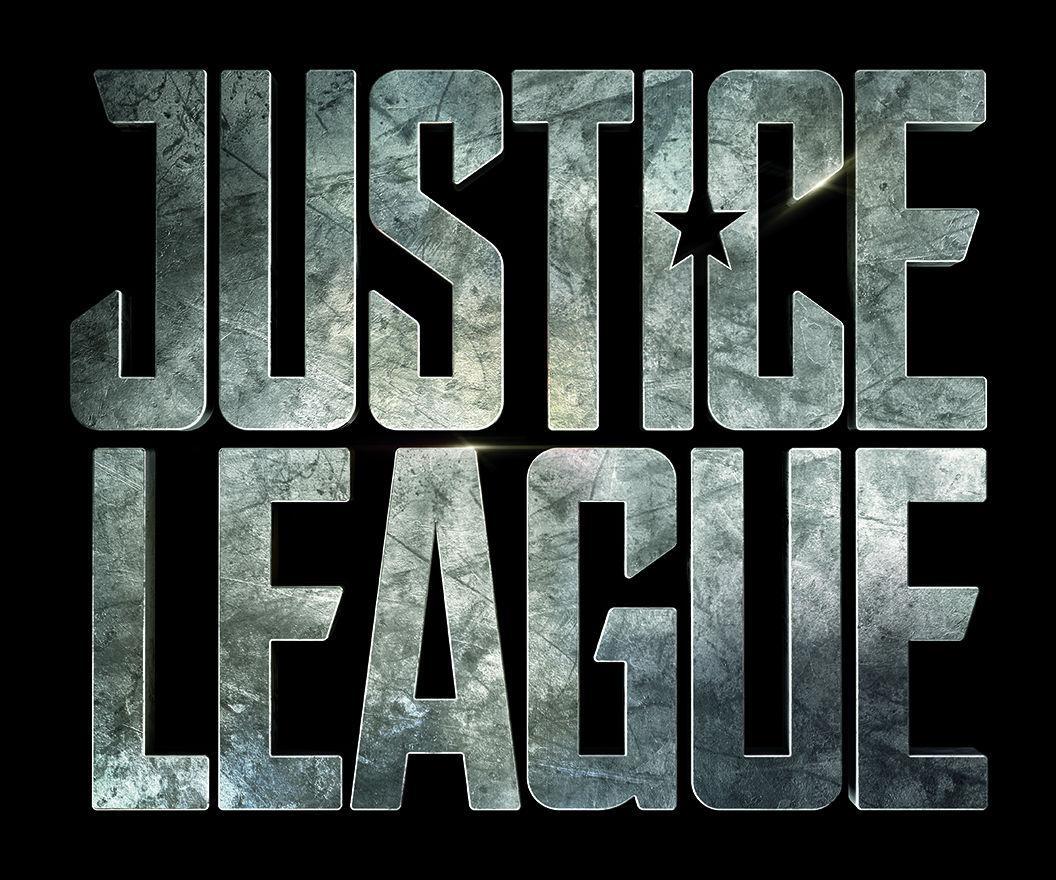 《正义联盟》(Justice League)曝光全新logo 灰色饰纹字体凸显力量感