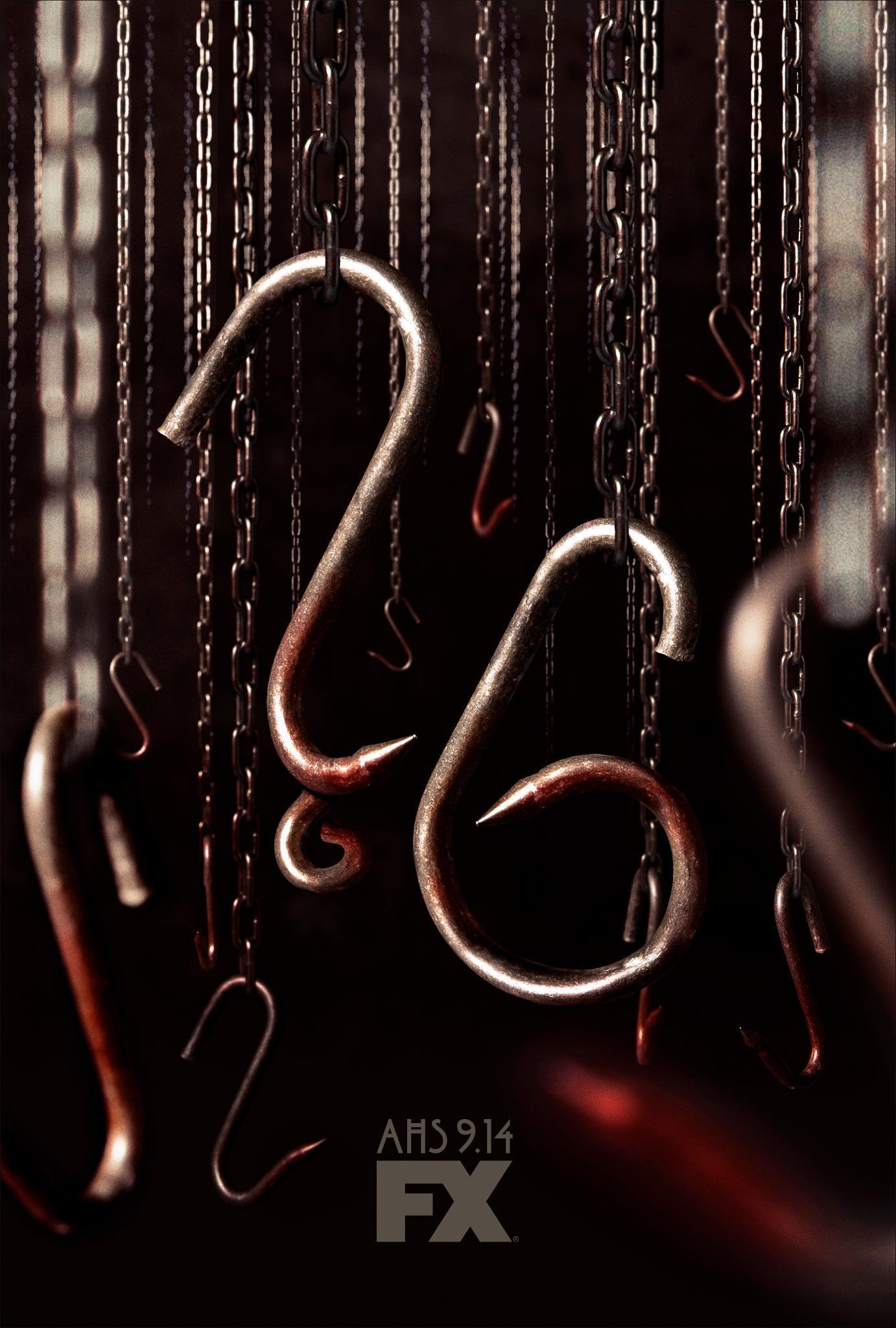 《美国恐怖故事》(American Horror Story)第六季曝新预告和海报  (1P+11V)