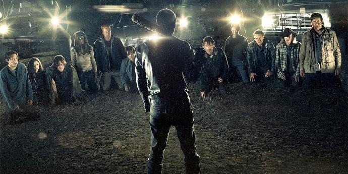 《行尸走肉》(The Walking Dead)第七季纽约动漫展上发布最新片花