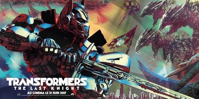 《变形金刚5:最后的骑士》(Transformers: The Last Knight)首款中文预告片来袭