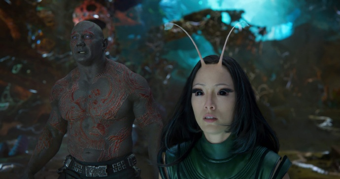 《银河护卫队2》(Guardians of the Galaxy Vol. 2)剧照曝光新角色造型