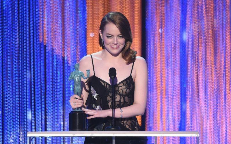 第23届演员工会奖获奖名单:《幕后英雄》、丹泽尔·华盛顿、艾玛·斯通