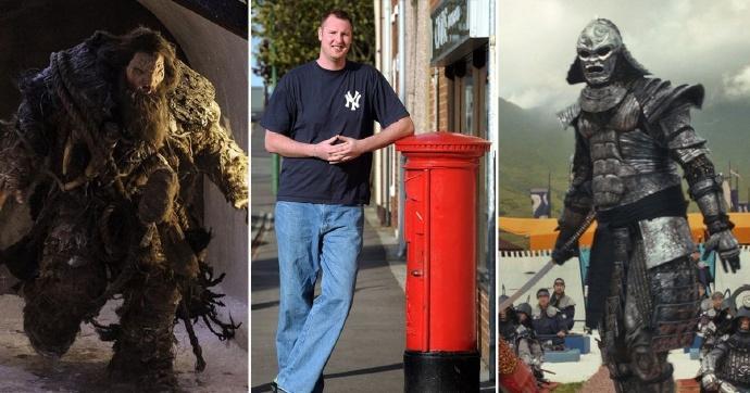 """《权力的游戏》""""巨人""""演员 尼尔·芬格勒顿(Neil Fingleton)病逝"""