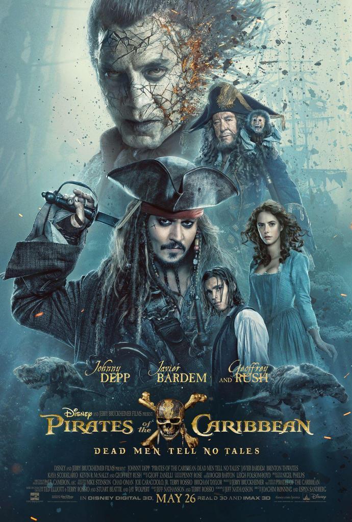 《加勒比海盗5:死无对证》发布终极中文预告  少年杰克船长亮相