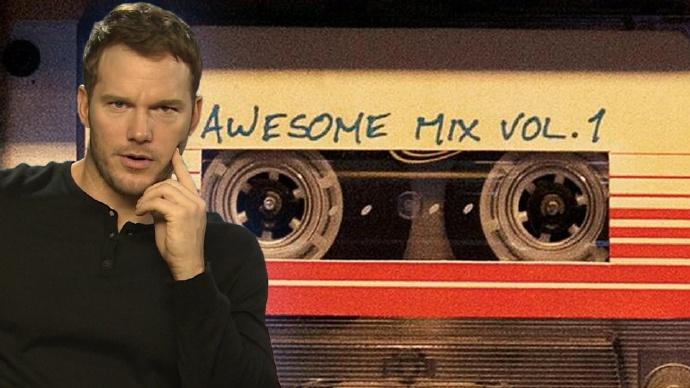 《银河护卫队》电影原声带大合集 Awesome Mix Vol.1 2&3