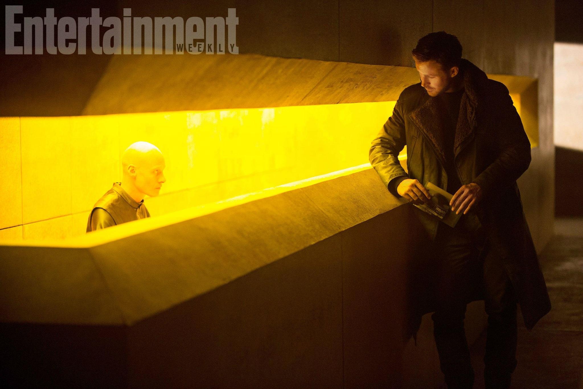 《娱乐周刊》曝光《银翼杀手2049》最新剧照