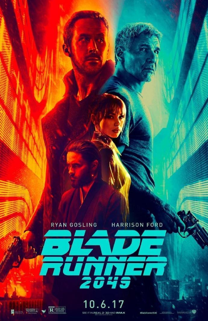 《银翼杀手2049》(Blade Runner 2049)7分钟幕后花絮以及新预告【4V】