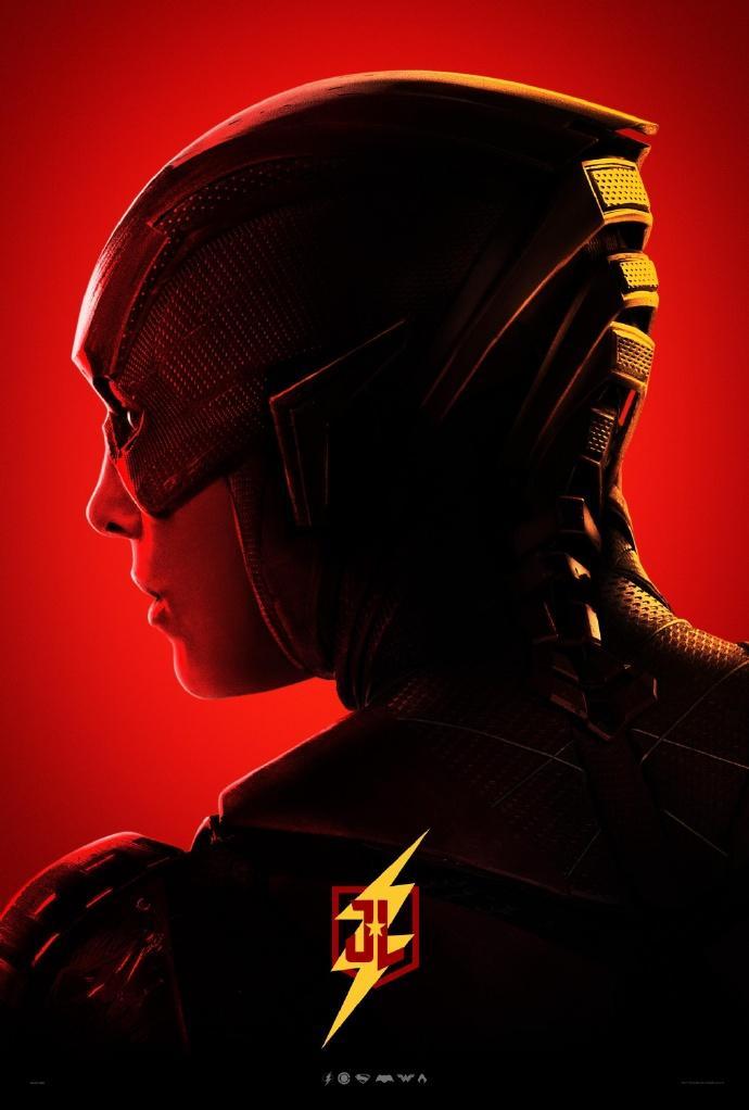 《正义联盟》(Justice League)五彩角色海报以及最新中文预告