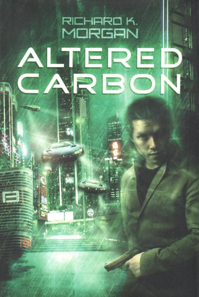 科幻剧集《碳变》再发预告透露新剧情