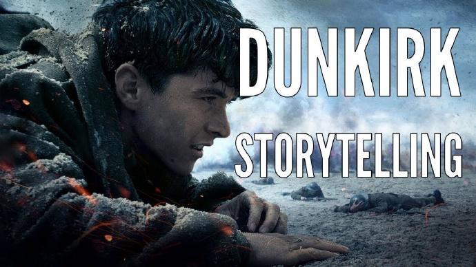 诺兰《敦刻尔克》的多层叙事 / Dunkirk - Christopher Nolan's Storytelling