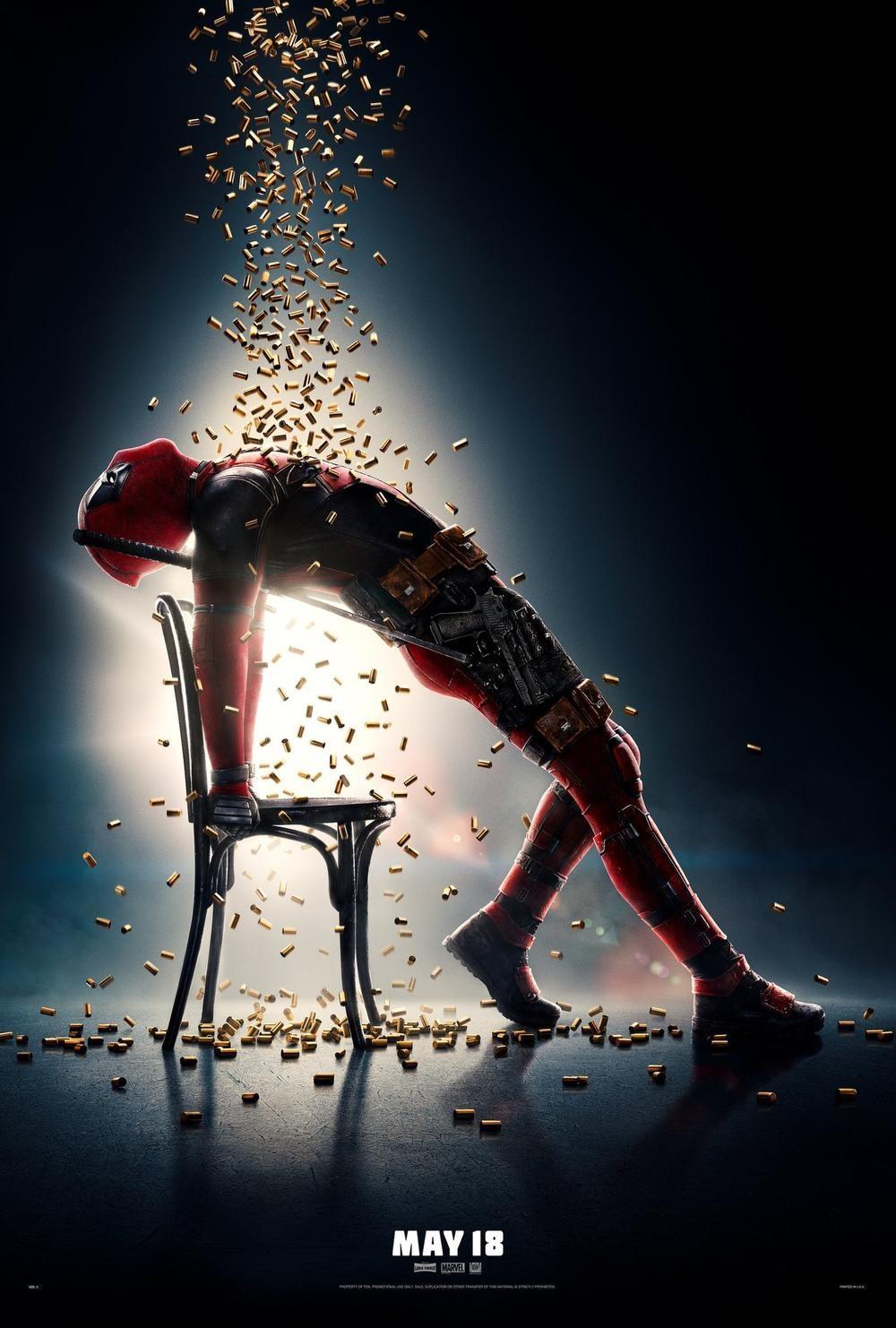《死侍2》(Deadpool 2)发最新中文加料预告
