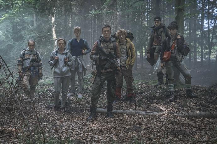 Netflix首部丹麦影集!《惨雨》中文惊悚预告上线