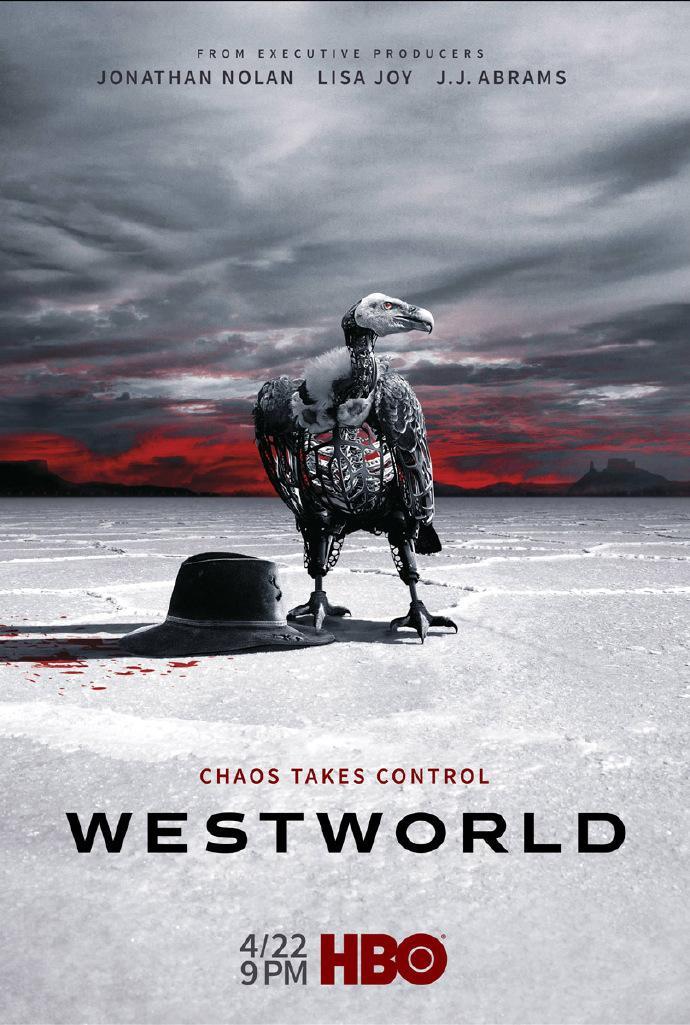 《西部世界》(Westworld)第二季终极预告日本艺伎亮相
