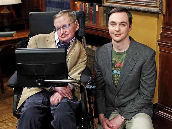 斯蒂芬•霍金(Stephen Hawking)——2012年4月5日