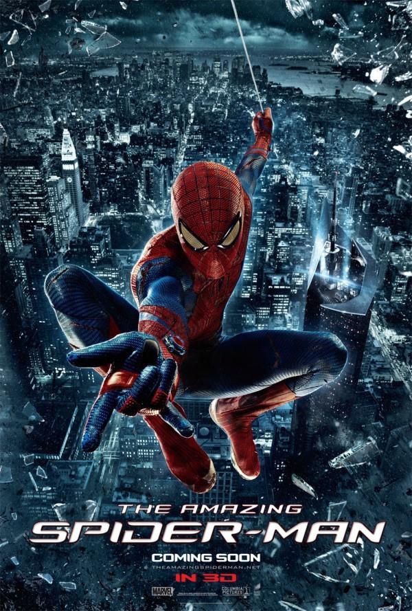 《超凡蜘蛛侠》发布新海报 致敬山姆·雷米版