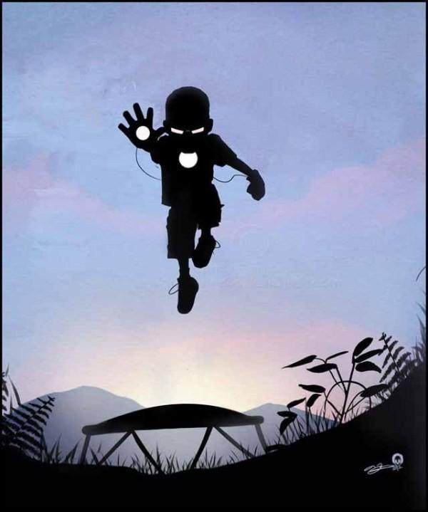 每个孩子心中都有个超级英雄梦[19p]