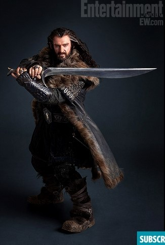 "理查德·阿米蒂奇(Richard Armitage)——十三个矮人之首""索林·橡木盾""(Thorin Oakenshield)"