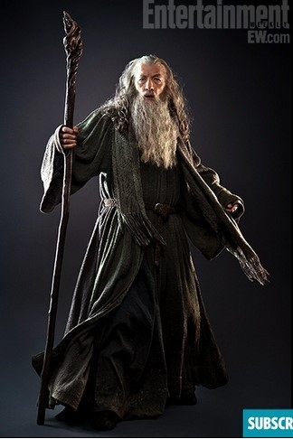 伊恩·麦克莱恩(Ian McKellen)——灰袍巫师甘道夫(Gandalf the Grey)