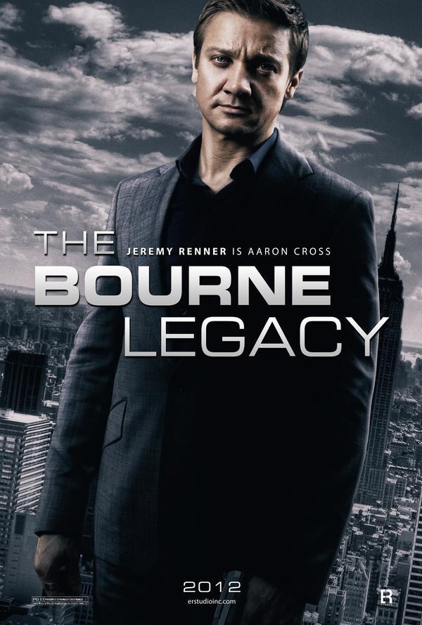 《谍影重重4》(The Bourne Legacy)首曝片段 雷纳展现完美特工身手