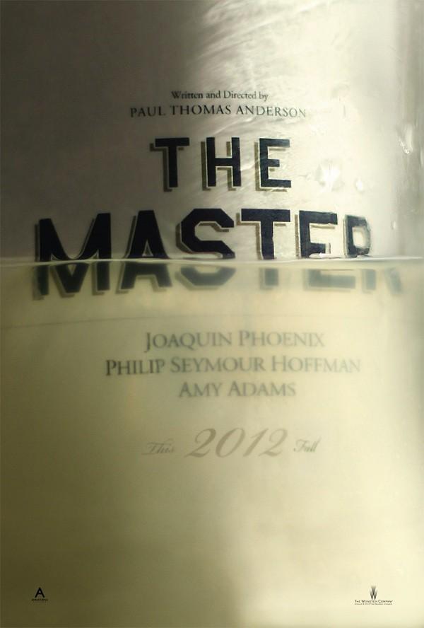 保罗·托马斯·安德森 新片《大师》(The Master)新海报