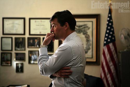 《刺杀本·拉登》(Zero Dark Thirty)凯尔·钱德勒饰演CIA驻巴基斯坦最高长官