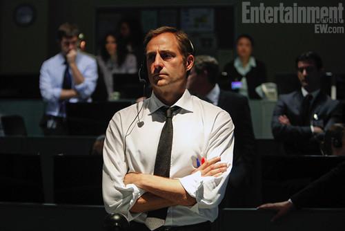 《刺杀本·拉登》(Zero Dark Thirty)马克·斯特朗饰演CIA司令部长官