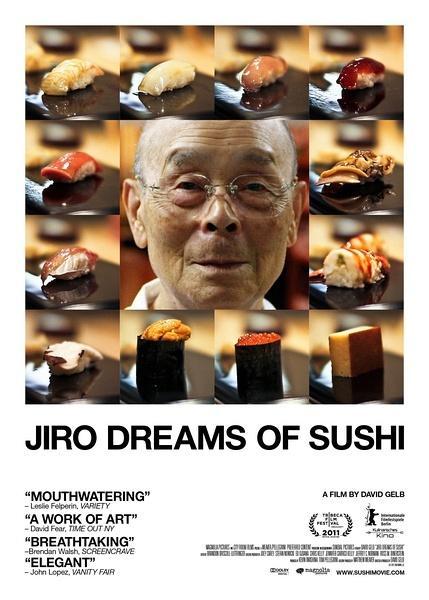 纪录片《寿司之神》(Jiro Dreams of Sushi)-小野二郎 在线视频