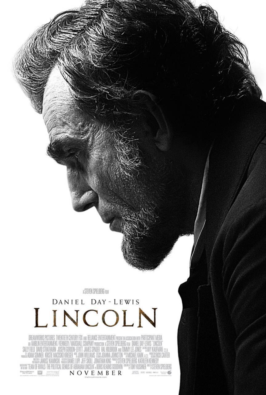 斯蒂文·斯皮尔伯格新作《林肯》(Lincoln)完整版预告片