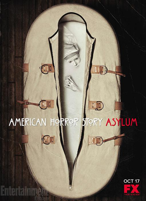 《美国怪谭:疯人院》(American Horror Story: Asylum)曝新海报