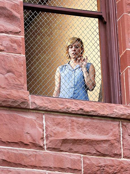 科洛·塞维尼 饰演 Shelley,一个神秘的性瘾者。