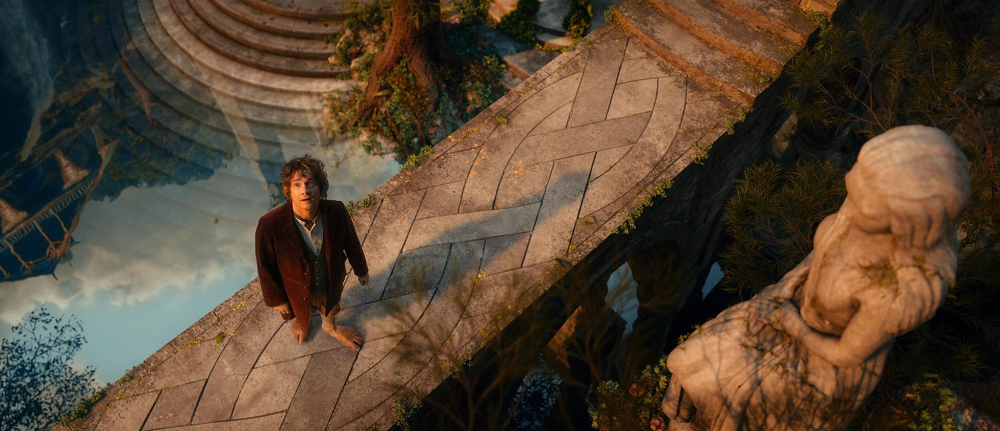《霍比特人1:意外旅程》发高清剧照 新预告片场景提前看 [点击图片看超大图]