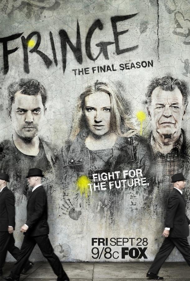 《危机边缘》(Fringe)第五季最终季Remix预告
