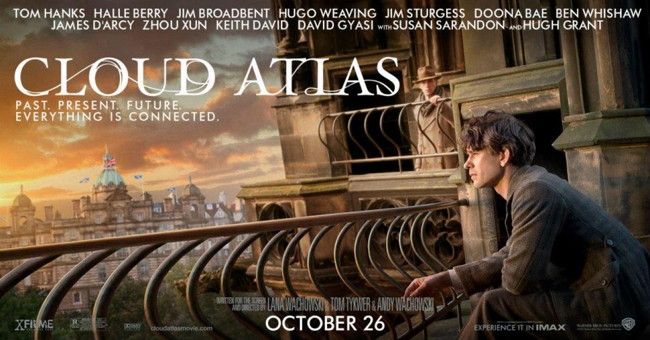 《云图》(Cloud Atlas) 13分钟超长幕后制作特辑