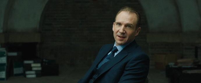拉尔夫·费因斯(Ralph Fiennes)取代德普入住《布达佩斯大饭店》
