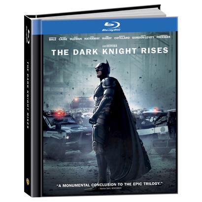 《黑暗骑士崛起》蓝光套装预告 11月28日国内同步面市