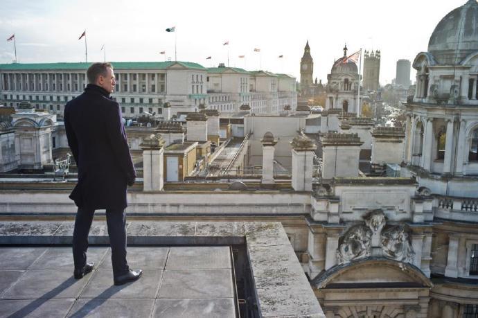 《007:大破天幕杀机》(SkyFall)曝多支拍摄花絮 有望明年1月引进内地