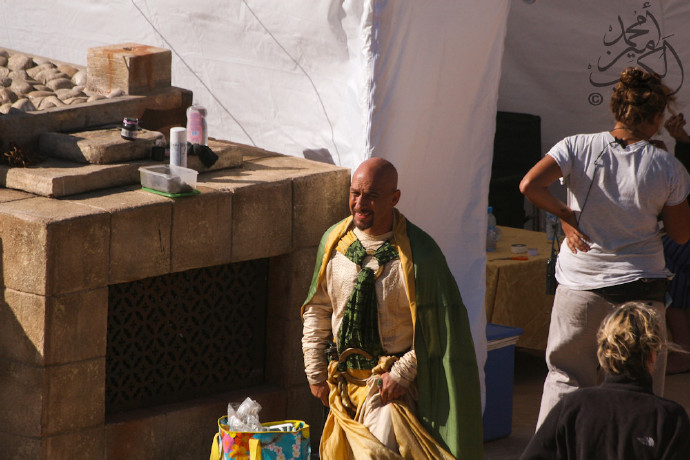 《权力的游戏》第三季(Game of Thrones)Season 3 首发最新片场照